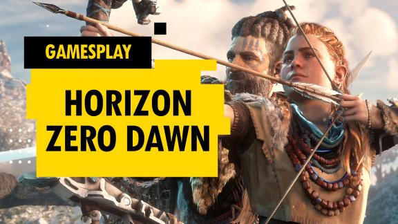 Podívejte se na GamesPlay PC verze Horizon Zero Dawn