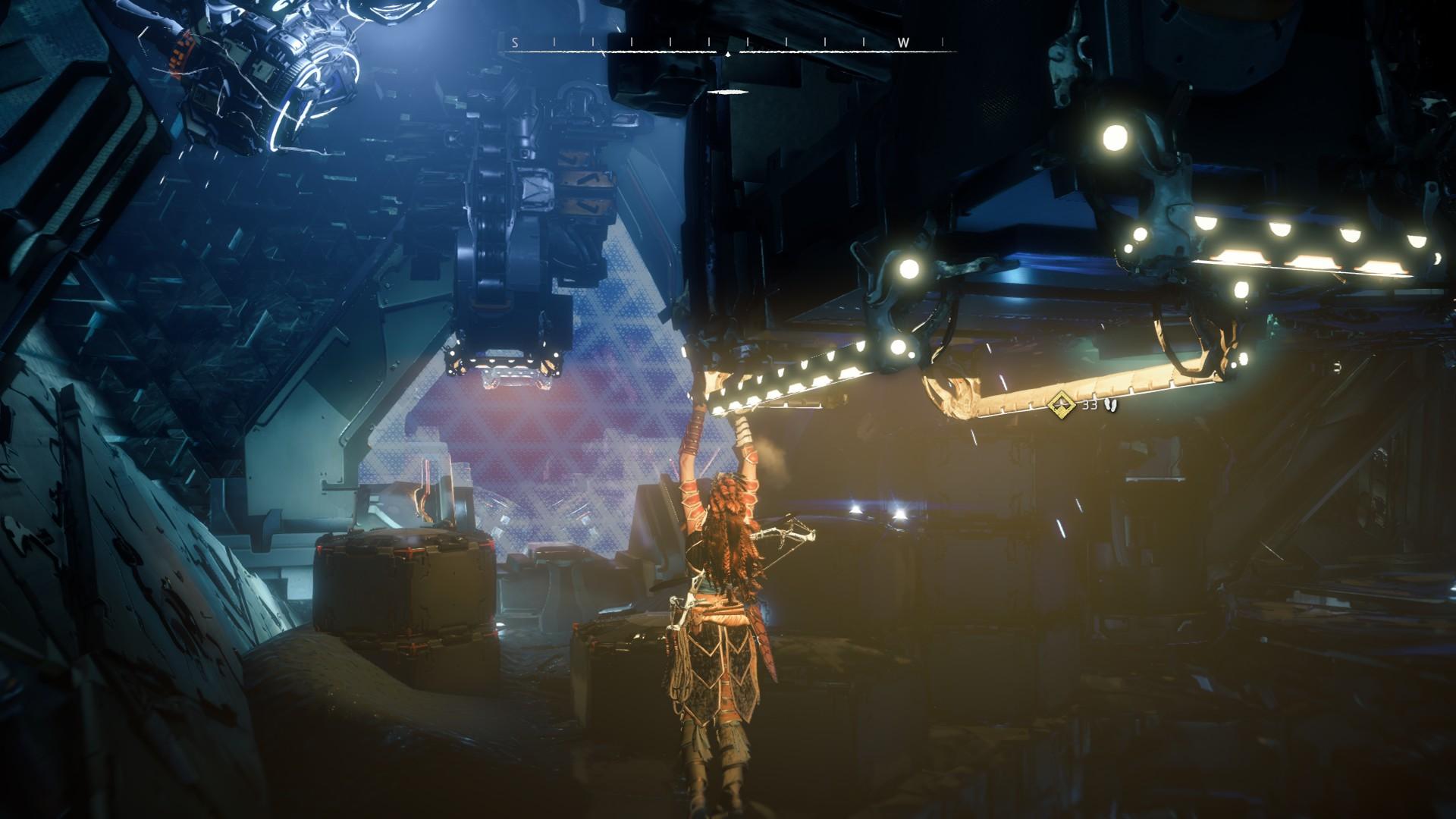 Horizon Zero Dawn PC verze (vlastní obrázky)