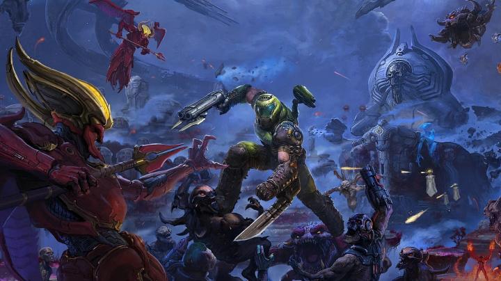 Doom Slayer bude v prvním DLC pro Doom Eternal po zásluze potrestán