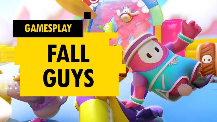 DrunkPlay – Fall Guys (pouze od 18 let a na vlastní nebezpečí)
