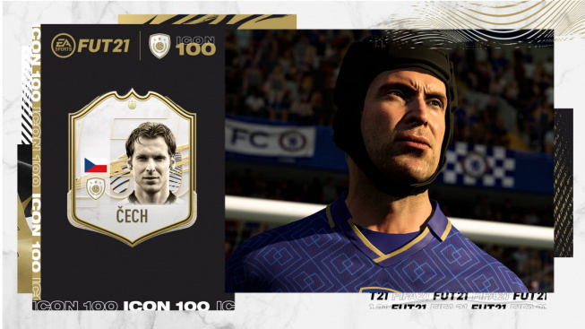FIFA 21 - Petr Čech