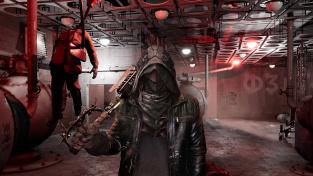 """""""Východní Bioshock"""" Atomic Heart se připomíná soubojem s krvavým blobem"""