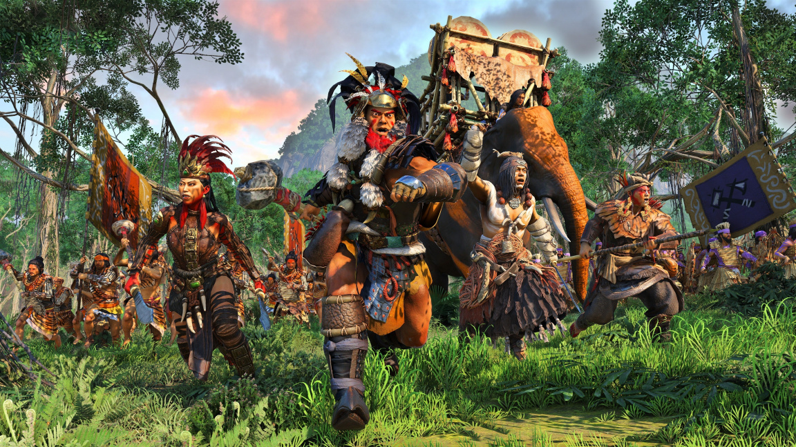 Total War: Three Kingdoms dostává první velký datadisk. Máte rádi tygry a slony?