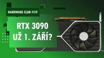 Hardware Club #59: Nvidia Ampere se představí 1. září. RTX 3090 jako první model?