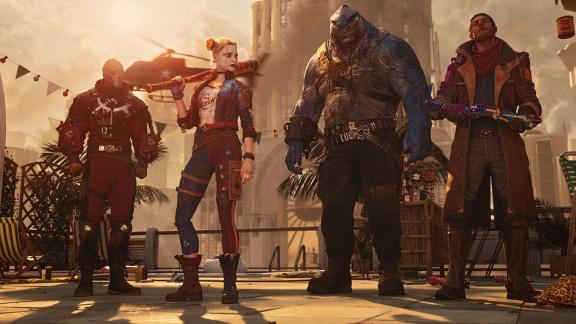 Rocksteady oficiálně představili Suicide Squad: Kill the Justice League