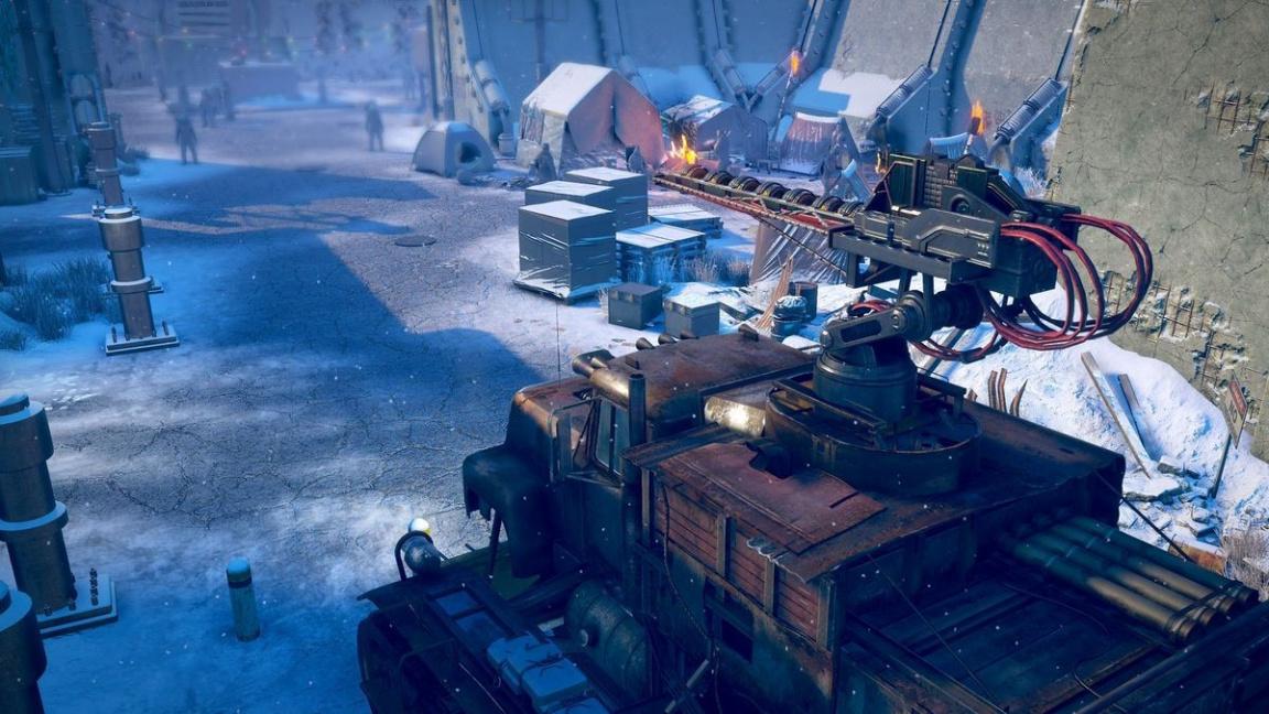 Nový update výrazně zrychluje nahrávání Wastelandu 3