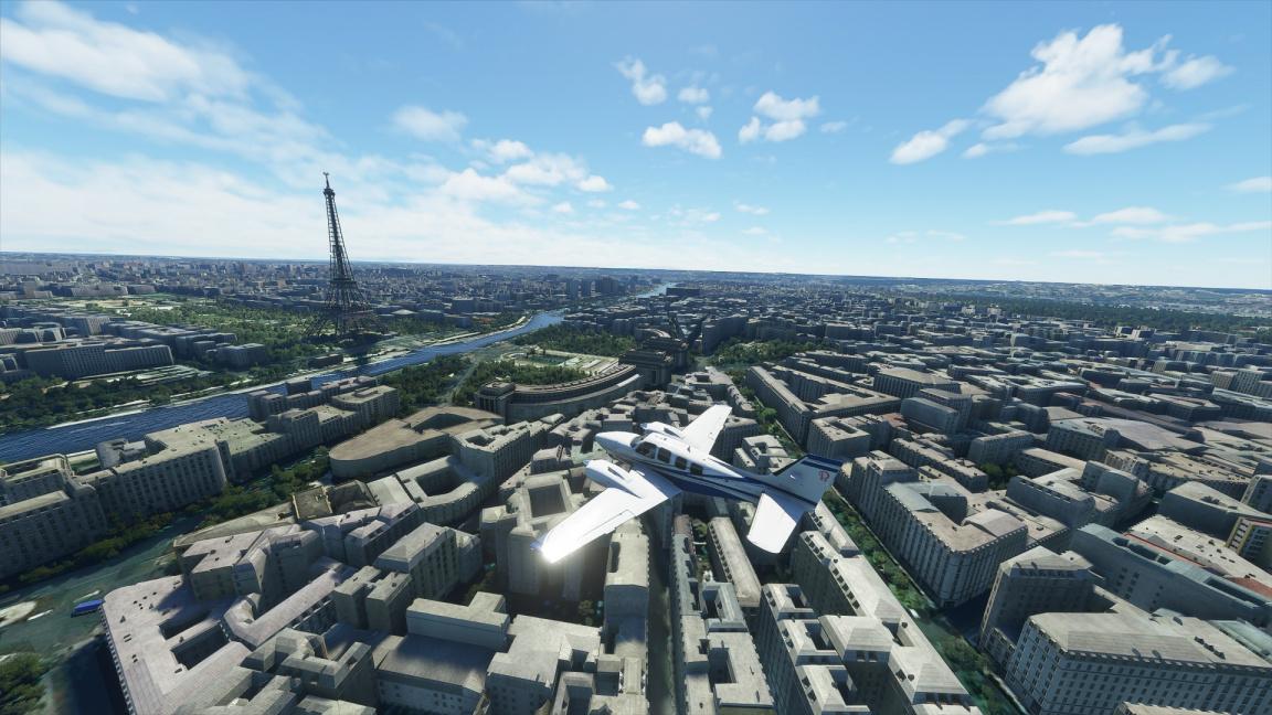 Komunita upravuje modely budov ve Flight Simulatoru přes Google Maps