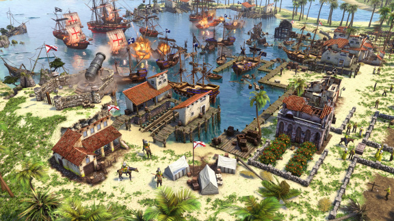 Age of Empires III: Definitive Edition dorazí už v říjnu