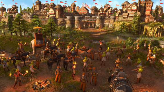 Age of Empires III: Definitive Edition – recenze