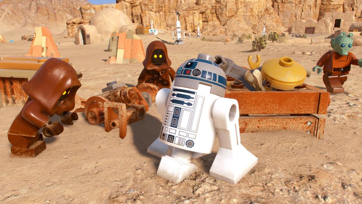 Kde je LEGO Star Wars: The Skywalker Saga, ptáte se? Má zpoždění
