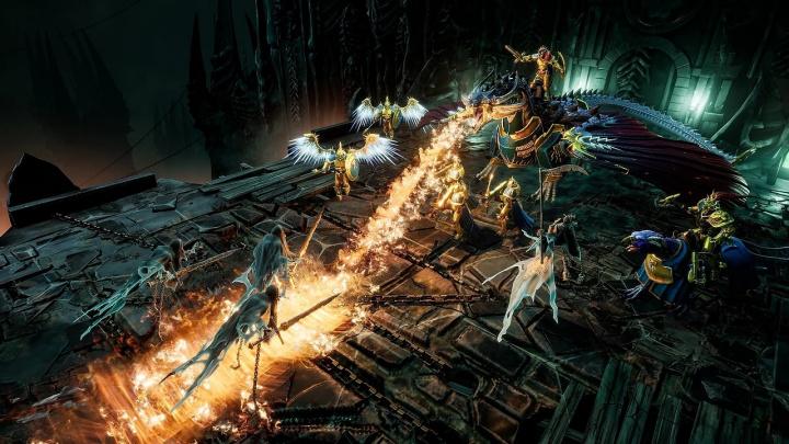 Warhammer Age of Sigmar: Storm Ground – Záběry z hraní