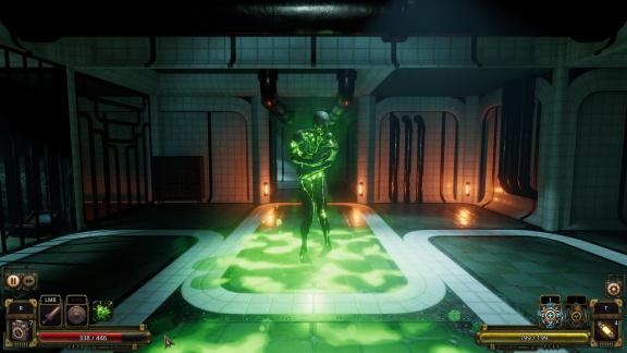Krokovací dungeon crawler Vaporum: Lockdown vyjde už za dva týdny