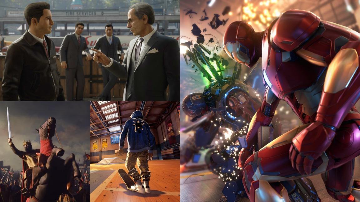 Jaké hry vyjdou v září?