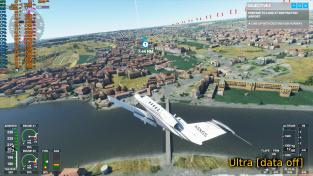Test Microsoft Flight Simulator 2020