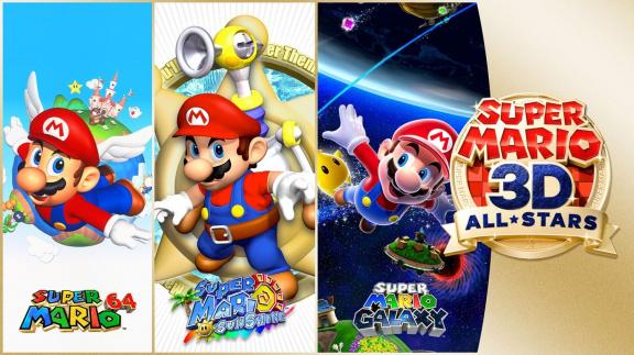 Jak hodnotí ve světě – Super Mario 3D All-Stars
