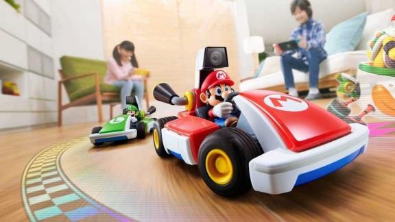Mario Kart Live: Home Circuit – recenze závodů z vašeho obýváku