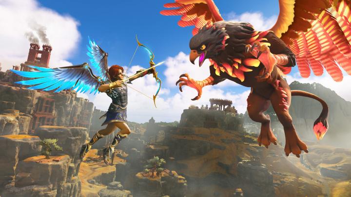 Hráli jsme Immortals Fenyx Rising, nové akční RPG od tvůrců Assassin's Creed