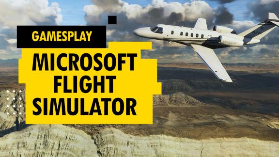 GamesPlay – hrajeme Microsoft Flight Simulator