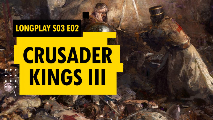 LongPlay - Crusader Kings III - S03E02 - Smrt Přemyslovců