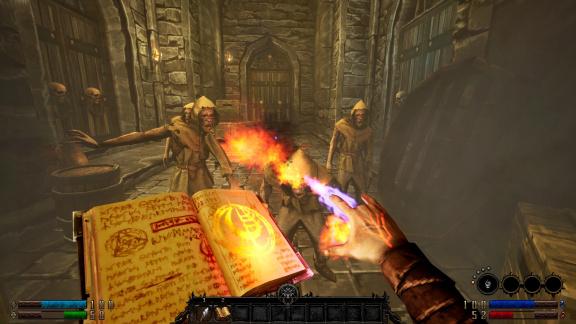 Fantasy střílečka Graven je duchovní nástupce Hexenu