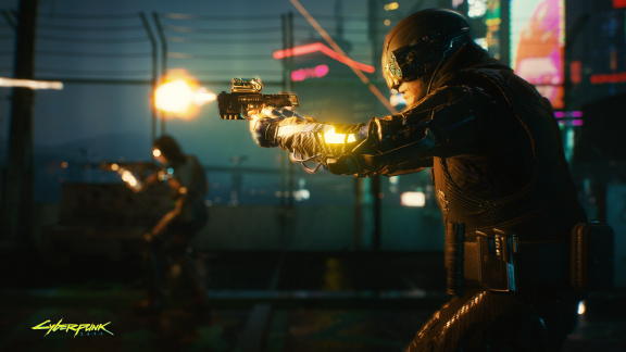 Cyberpunk 2077 představuje město, gangy a HW nároky