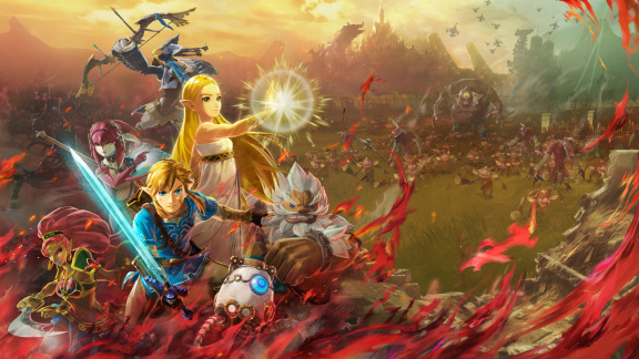 Chystá se nová Zelda – rubačka Hyrule Warriors: Age of Calamity
