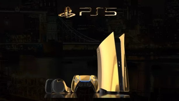 Je libo zlatý PlayStation 5? Předobjednávky startují zítra