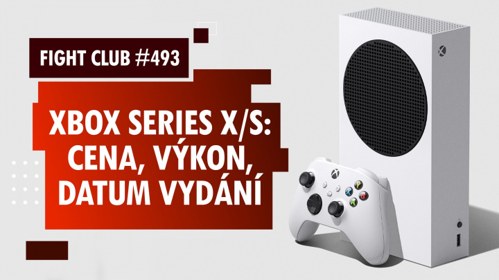 Fight Club #493 o Xboxu Series X a S