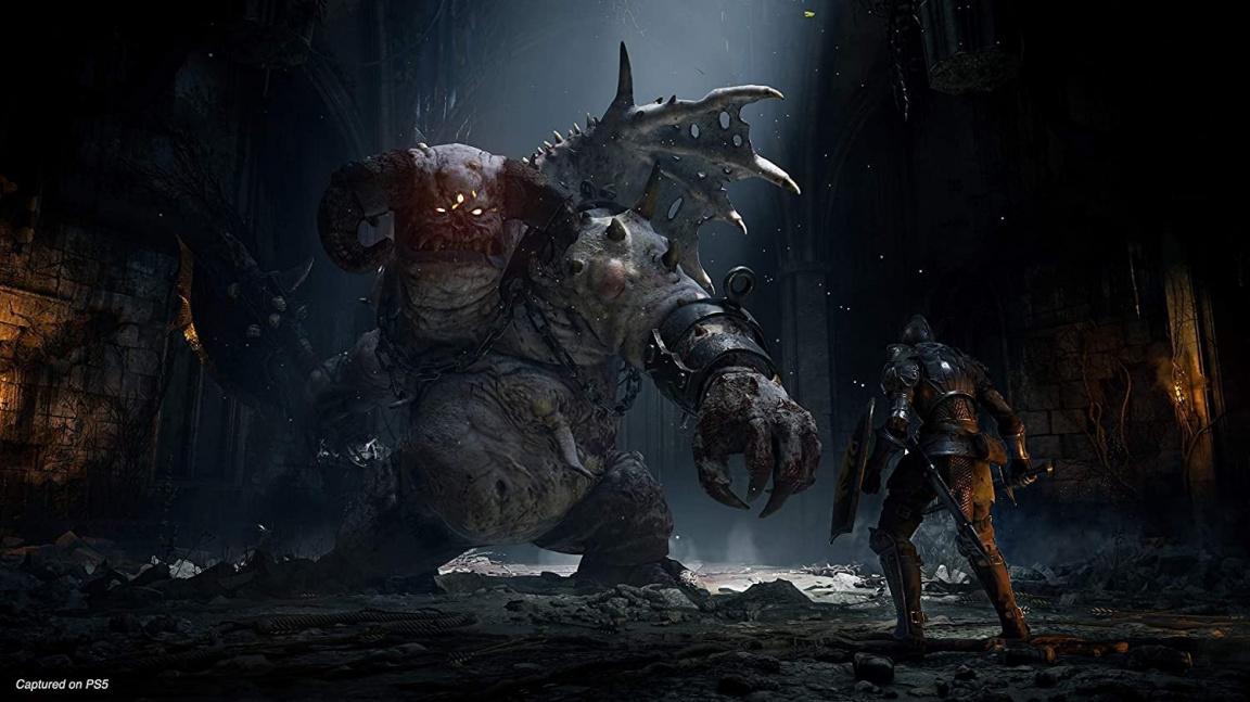 Australskému Amazonu unikly obrázky z remaku Demon's Souls a obálky her na PS5