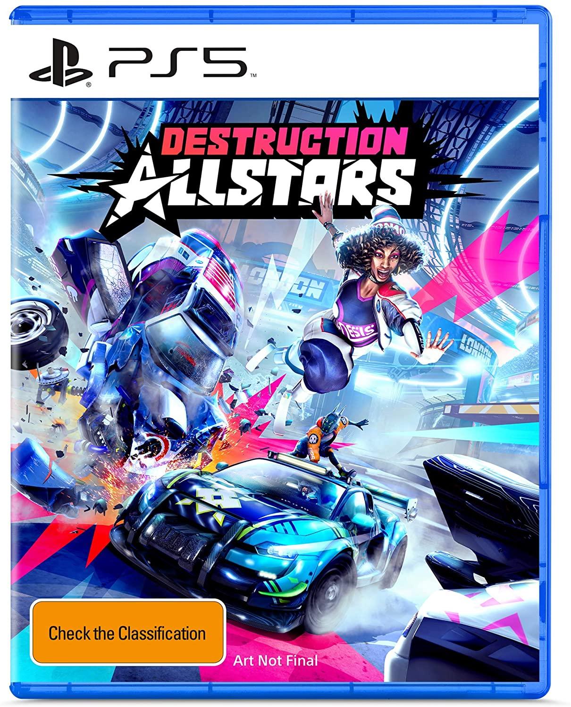 Destruction AllStars krabička