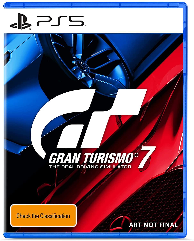 Gran Turismo 7 krabička
