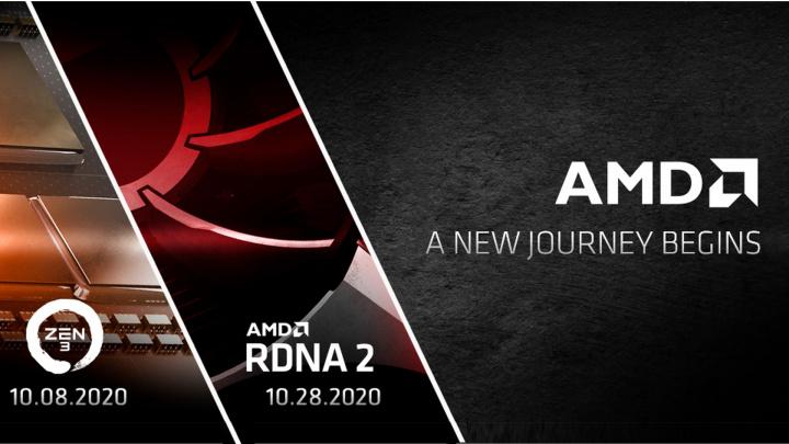 AMD vrací úder. Nové Radeony a procesory Zen 3 představí v říjnu