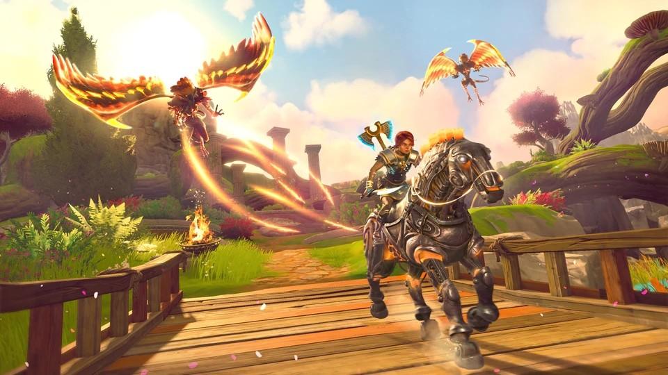 Ubisoft konečně představil Immortals, svou vlastní variaci na Zeldu
