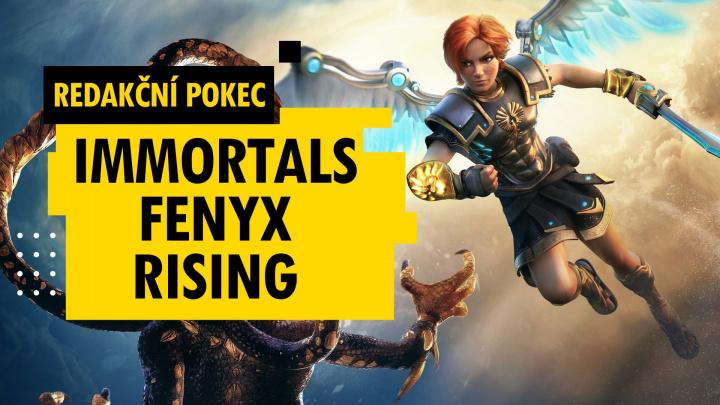Redakční pokec: Exkluzivní dojmy z hraní Immortals Fenyx Rising