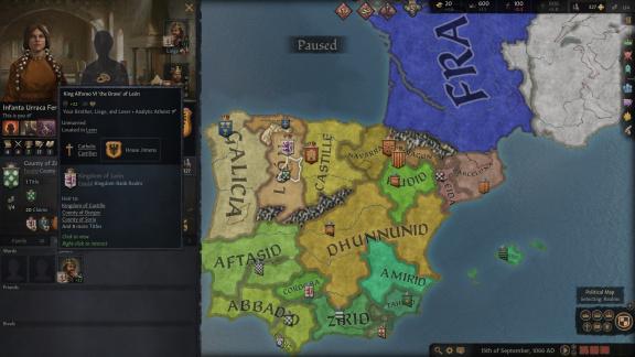 Za koho začít v Crusader Kings 3? Tipy a triky