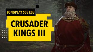 LongPlay Crusader Kings III #3: Návrat krále – 14:00
