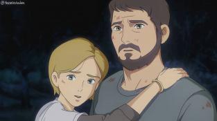 The Last of Us x Ghibli