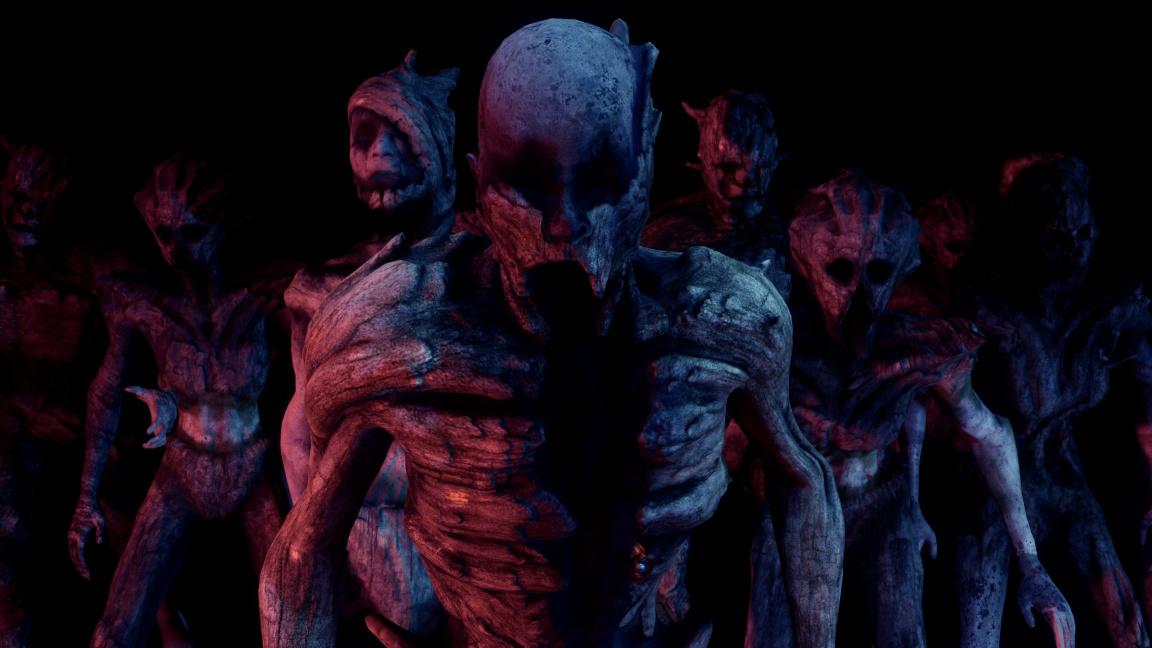 Horor The Origin: Blind Maid straší bytostmi z jihoamerických mýtů