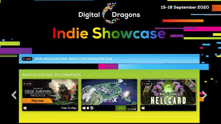 Steam hledá nejlepší indie hry. Vyzkoušejte si českého a slovenského zástupce