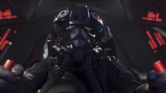 Strhující filmeček Hunted přibližuje příběh Star Wars: Squadrons
