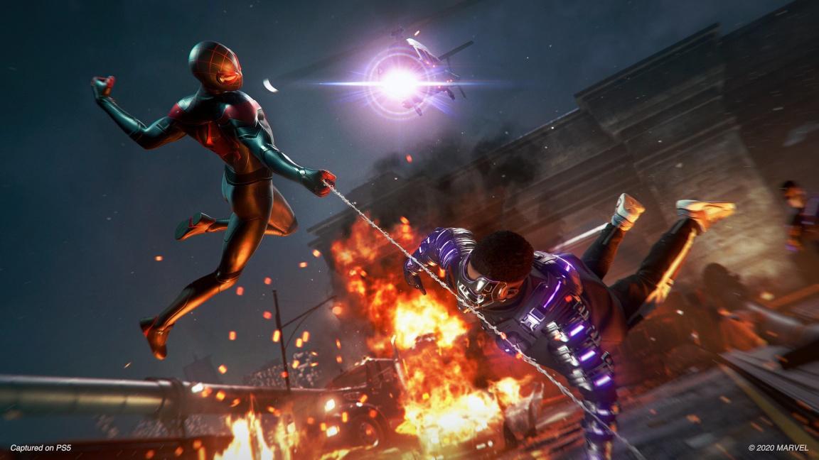 Spider-Man: Miles Morales vyjde i na PS4, doprovodí ho remaster původní hry