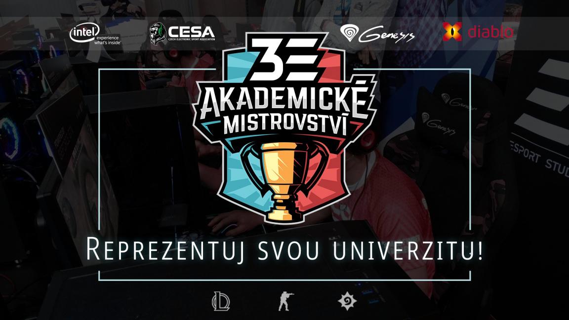 3E Univerzitní liga se odehraje i tento rok