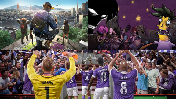 Football Manager zdarma? Epic k němu přidává i Watch Dogs 2