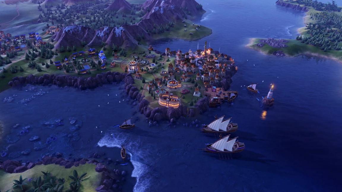 Civilization VI brzy rozšíří Galie, Byzantská říše a nový herní mód