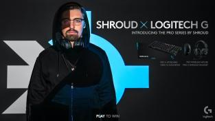 Shroud oznámil novou spolupráci, fanoušci pak zvědavostí shodili stránku Logitechu