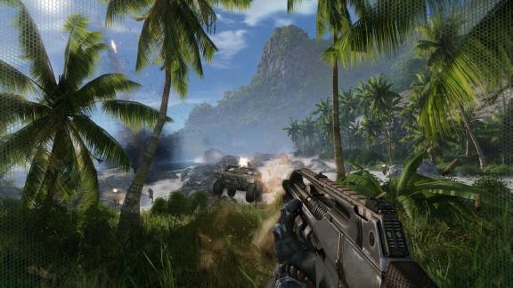 Vyšel remaster Crysis, se kterým si sotva poradí RTX 3080