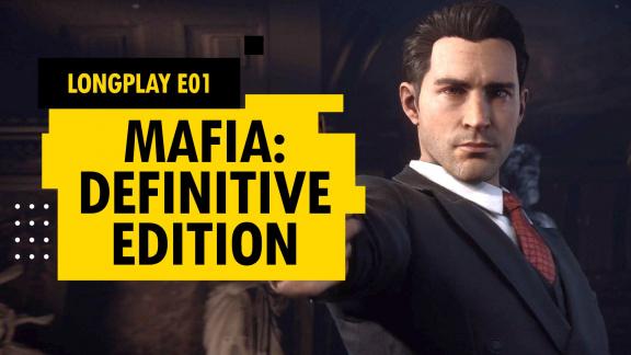 Sledujte první díl LongPlaye Mafia: Definitive Edition dnes od 15:00