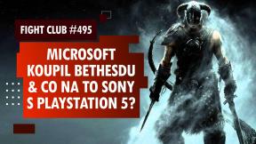Fight Club #495 o nákupu Zenimaxu a Bethesdy Microsoftem a nedostatku PS5
