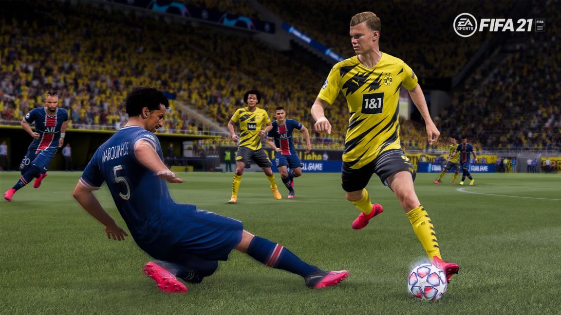 EA nevydá demo pro FIFU 21