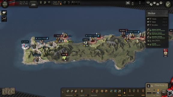 Dorazilo první DLC pro Unity of Command II. Vyzkoušejte si bleskovou válku wehrmachtu